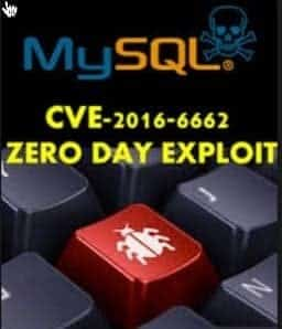 MySQL Vulnerability by MySQL Security DBA